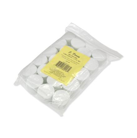 Dewey Round Patches 32mm (1000/Bag)