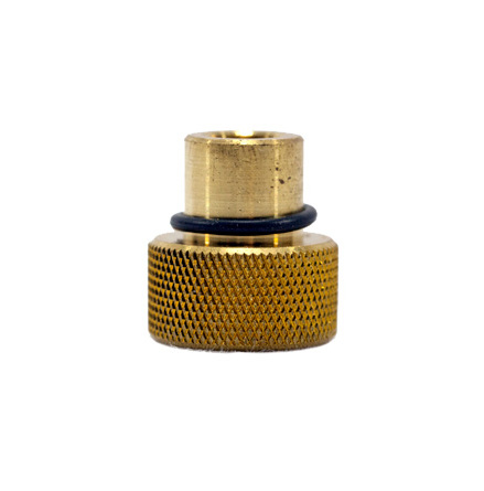 Dewey .35 Caliber Brass Muzzle Guide