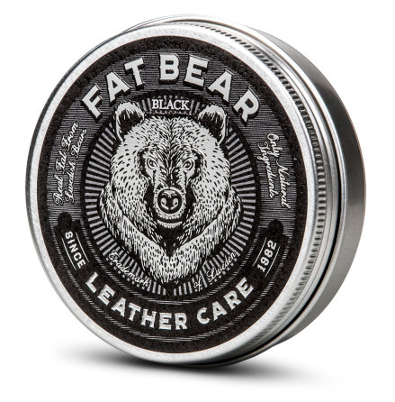 FAT BEAR Black