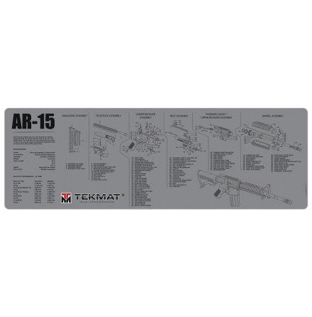 TekMat AR-15 Grey