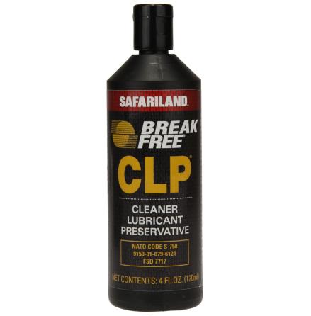 Break-Free CLP bottle (118ml)