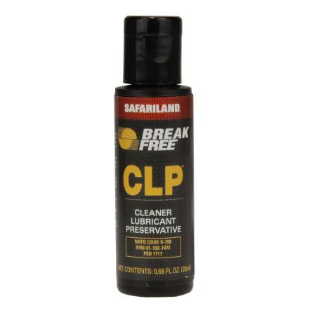 Break-Free CLP bottle (20ml)